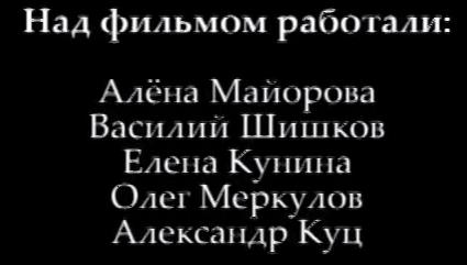 Фильм о театре кукол Дворца пионеров